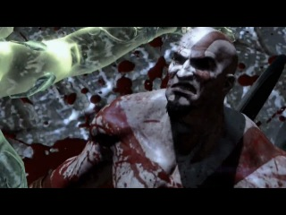 God of War 3 Death of the Warrior [RUS]