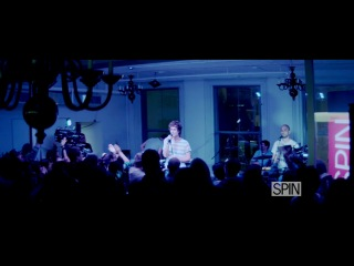 The Rapture - How Deep Is Your Love? (SPINHouse L!ve, October 2011)